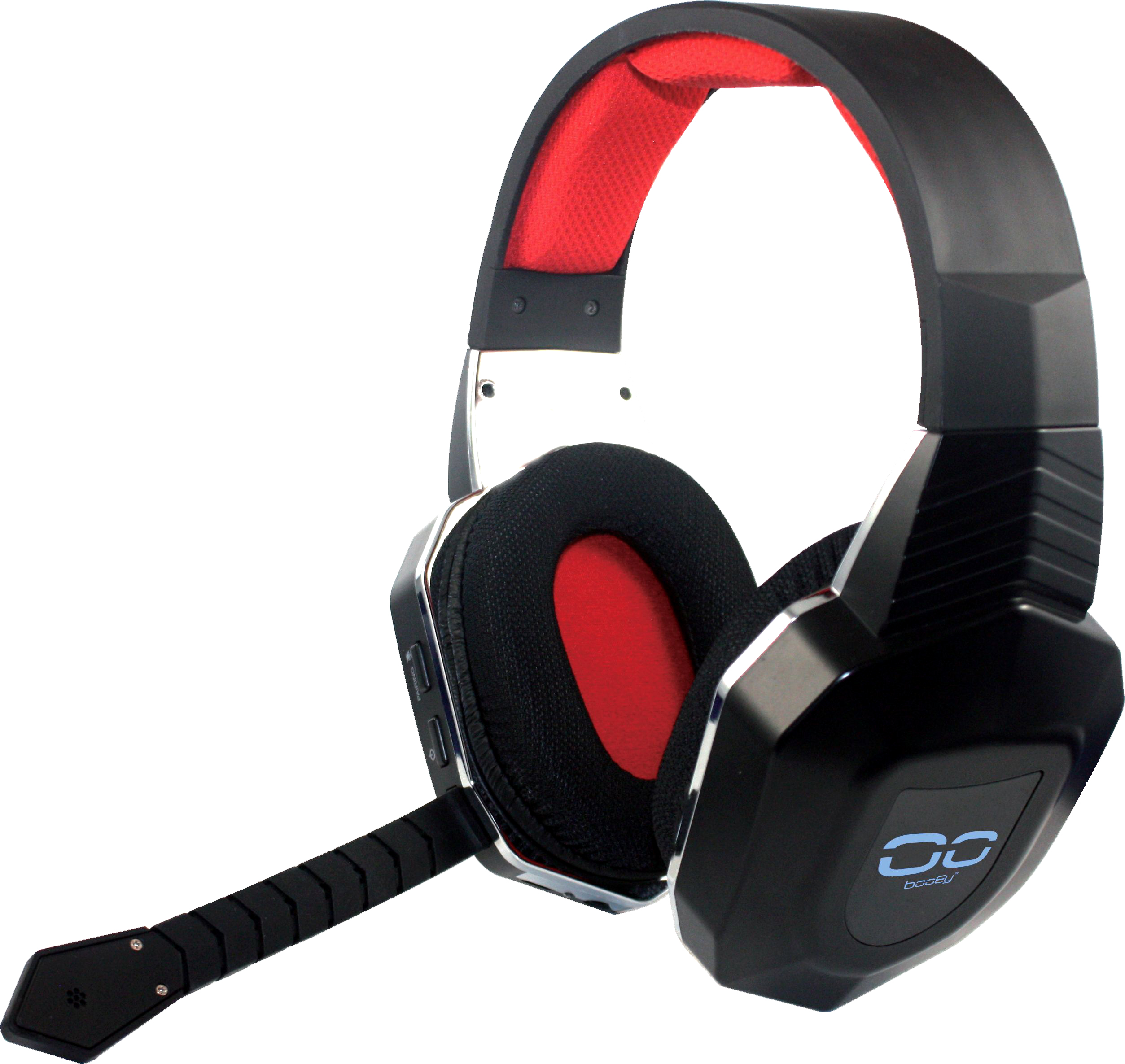 booey wireless gaming kopfh rer headset f r ps4 ps3. Black Bedroom Furniture Sets. Home Design Ideas
