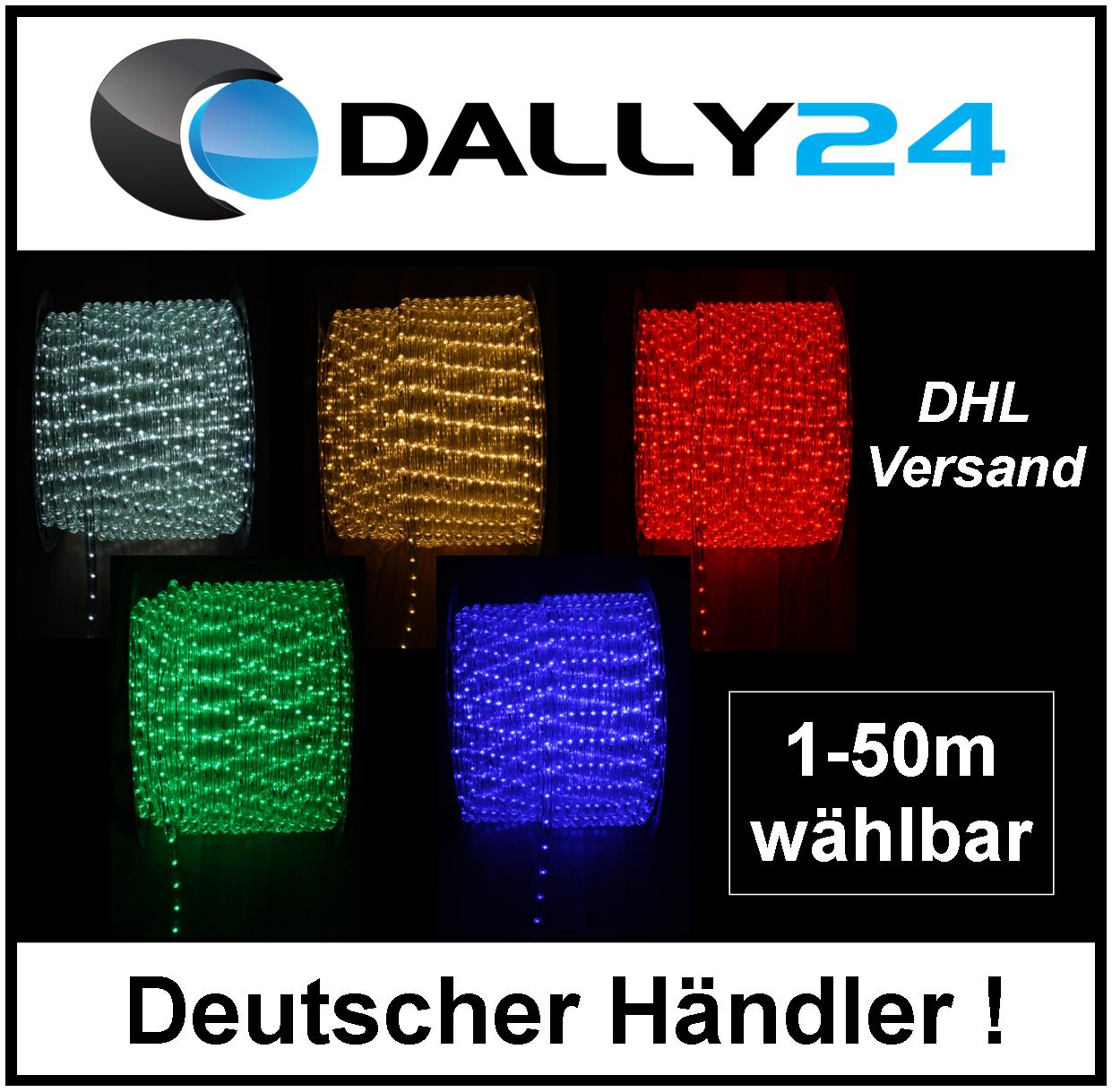 led lichtschlauch innen au en 230v 1 50m w hlbar licht schlauch strip zubeh r ebay. Black Bedroom Furniture Sets. Home Design Ideas
