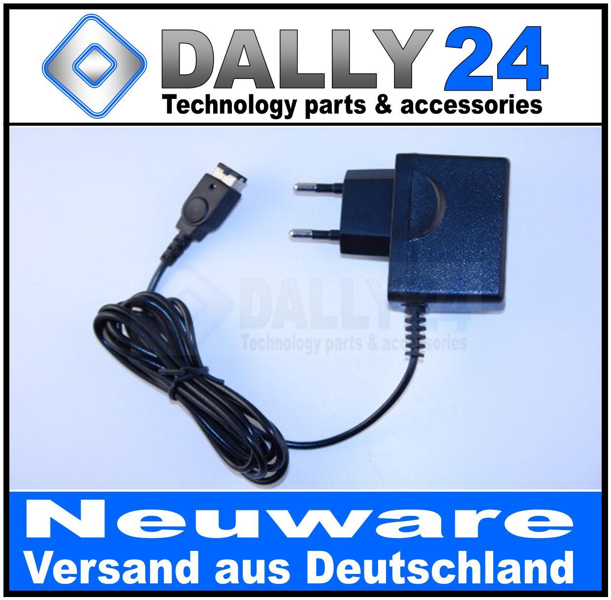 Netzteil-fuer-Gameboy-Advance-SP-Nintendo-DS-Ladegeraet